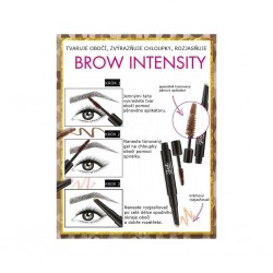 SLEEK - BROW INTENSITY ROZJASŇOVAČ A RIASENKA NA OBOČIE 215 LIGHT