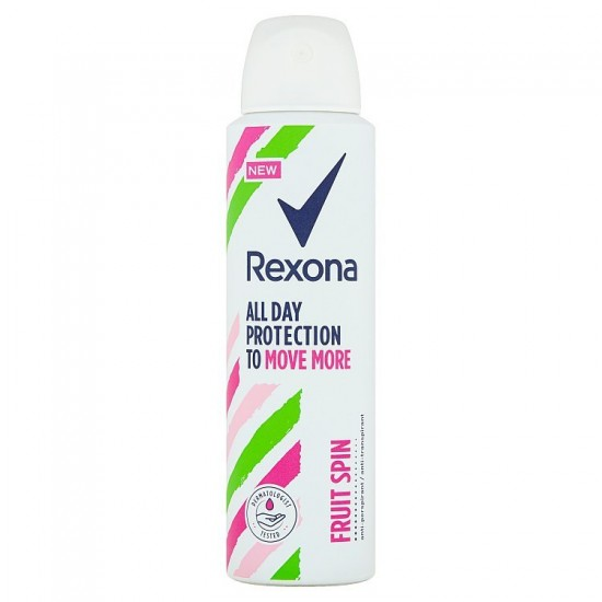 REXONA FRUIT SPIN - ANTIPERSPIRANT 150ML