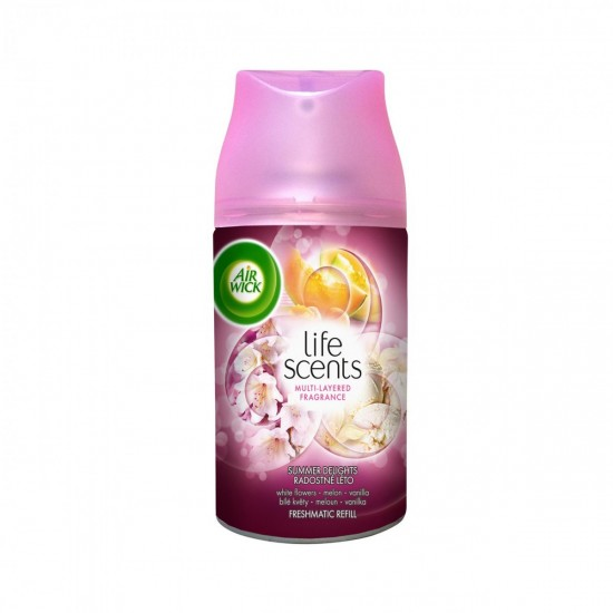 AIR WICK FMATIC - SUMMER DELIGHTS NÁPLŇ DO OSV. VZD. 250ML