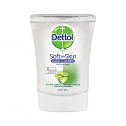 DETTOL - NO TOUCH ALOE VERA NÁHR. NÁPLŇ DO BEZD. DÁVK. 250ML