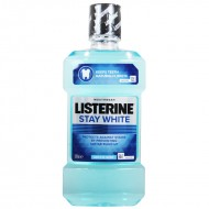 LISTERINE STAY WHITE - ÚSTNA VODA 500ML