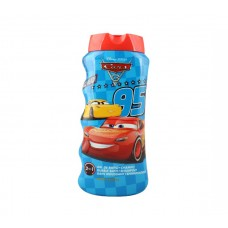 DISNEY THE CARS - SRPCHOVACÍ GÉL A ŠAMPÓN 475ML