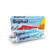 SIGNAL FAMILY WHITENING DUOPACK - ZUBNÁ PASTA 2x100ML