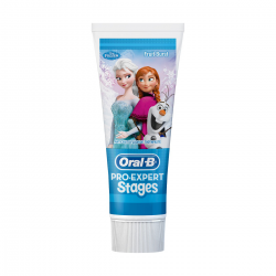 ORAL-B PRO-EXPERT STAGES DISNEY FROZEN - ZUBNÁ PASTA 75ML