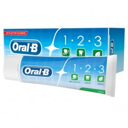 ORAL-B 1-2-3 MINT - ZUBNÁ PASTA 100ML