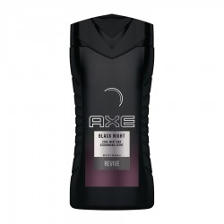 AXE BLACK NIGHT - SPRCHOVACÍ GÉL 250ML
