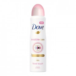 DOVE INVISIBLE CARE - FLORAL TOUCH ANTIPERSPIRANT 250ML