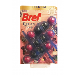 BREF FRESH FLOWERS RELAX TIME - BLUE WATER 3x50G