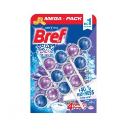 BREF POWER ACTIVE - LAVENDER 3x50G
