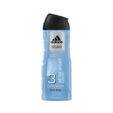 ADIDAS 3 IN 1 AFTER SPORT - SPRCHOVACÍ GÉL 400ML