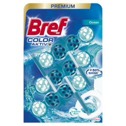 BREF COLOR AKTIV - OCEAN TURQUOISE WATER 3x50G