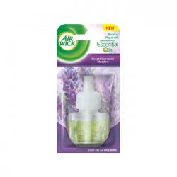 AIR WICK LIFE SCENTS - LEVANDUĽOVÉ LÚKY TEK. NÁPLŇ DO EL. PR. 19ML