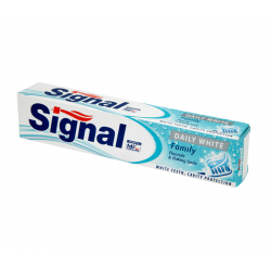 SIGNAL FAMILY DAILY WHITE - ZUBNÁ PASTA 75ML