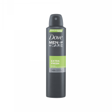DOVE MEN+ CARE EXTRA FRESH FOR MEN - ANTIPERSPIRANT 250ML