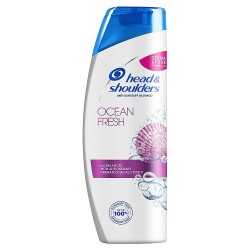 HEAD AND SHOULDERS OCEAN FRESH - ŠAMPÓN 400ML