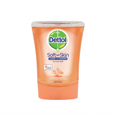 DETTOL - NO TOUCH GRAPEFRUIT NÁHR. NÁPLŇ DO BEZD. DÁVK. 250ML