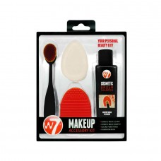 W7 MAKE UP ACESSORY KIT - SET ČISTIČOV NA ŠTETCE