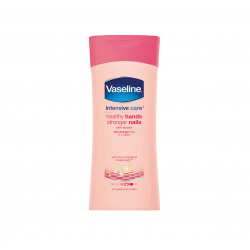 VASELINE HEALTHY HANDS & NAILS - TELOVÉ MLIEKO 200ML
