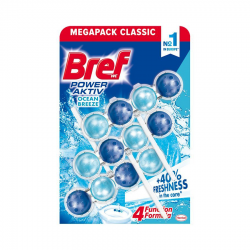 BREF POWER ACTIVE - OCEAN BREEZE 3x50G