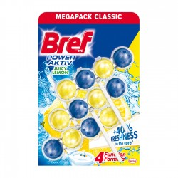 BREF POWER ACTIVE - JUICY LEMON 3x50G