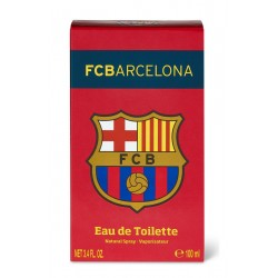 BARCELONA FOOTBALL CLUB TOALETNÁ VODA 100ML