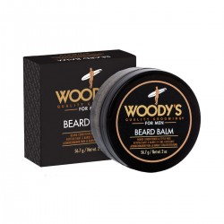 WOODY'S FOR MEN - BALZAM NA FÚZY A BRADU 56.7G