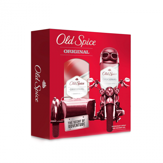 OLD SPICE ORIGINAL FOR MEN DARČEKOVÁ SADA