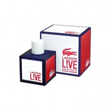 LACOSTE LIVE FOR MEN - TOALETNÁ VODA 40ML