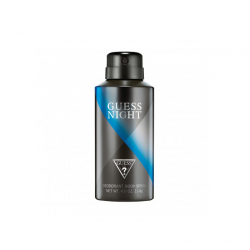 GUESS NIGHT FOR MEN - DEZODORANT 150ML