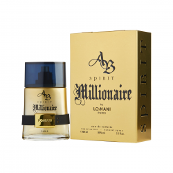 LOMANI AB SPIRIT MILLIONAIRE FOR MEN - TOALETNÁ VODA 100ML